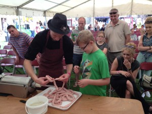 Hands-on Sausage Making Demos